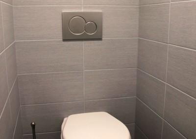 Chalupa Nové Losiny - toaleta