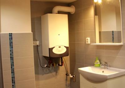 Chalupa Nové Losiny - koupelna