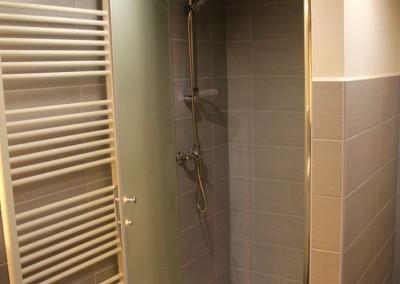 Chalupa Nové Losiny - sprchový kout